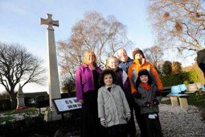 The Aberlady High Cross